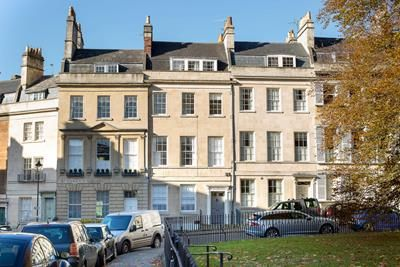 Thumbnail Commercial property for sale in 2 St James's Square, Bath