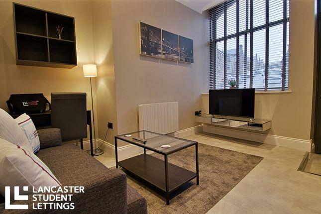 Studio to rent in Quarry Heights, 36 Dumbarton Road, Flat 3 LA1