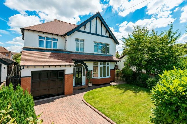 Thumbnail Detached house for sale in Garden Lane, Fazakerley, Liverpool