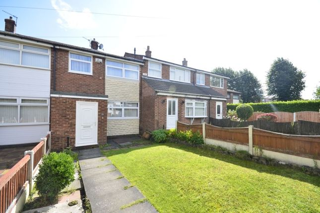 Thumbnail Terraced house to rent in Philips Avenue, Farnworth, Bolton