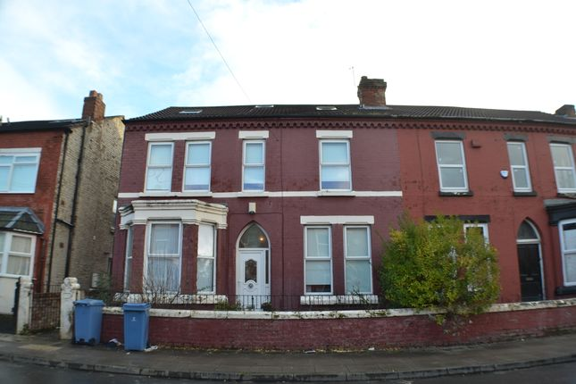 Thumbnail Semi-detached house for sale in Salisbury Road, Wavertree, Liverpool