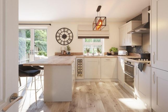 """Thumbnail Detached house for sale in """"Anvil"""" at Sandys Moor, Wiveliscombe, Taunton"""