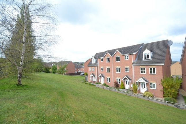 Thumbnail Town house for sale in Paxton Court, Armley, Leeds
