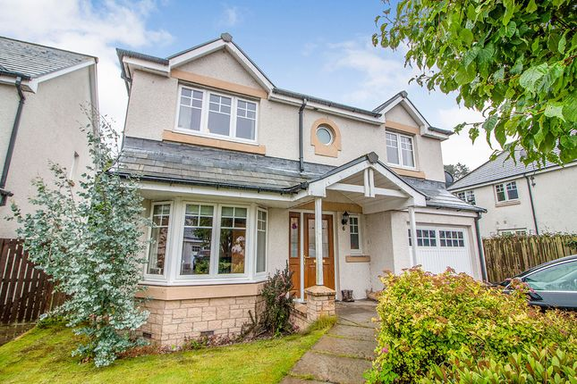 Thumbnail Detached house for sale in Fithie Bank, Broughty Ferry, Dundee, Angus