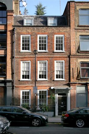 Thumbnail Terraced house for sale in Britton Street, Clerkenwell, London