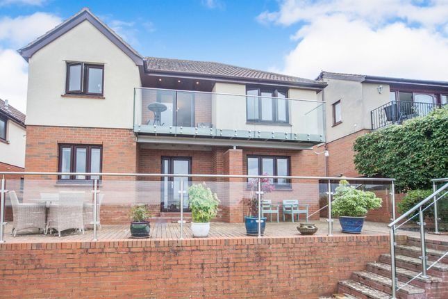 Thumbnail Detached house for sale in Staunton Rise, Minehead