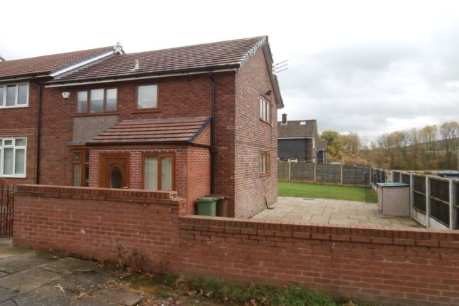 Thumbnail Terraced house for sale in Hattersley Road West, Hyde