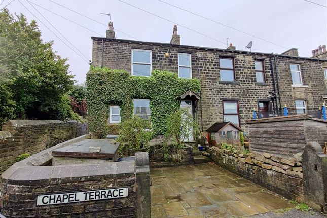 2 bed cottage for sale in Chapel Terrace, Sowerby, Sowerby Bridge HX6
