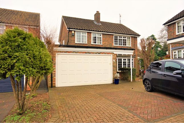 Thumbnail Detached house for sale in Riding Hill, South Croydon