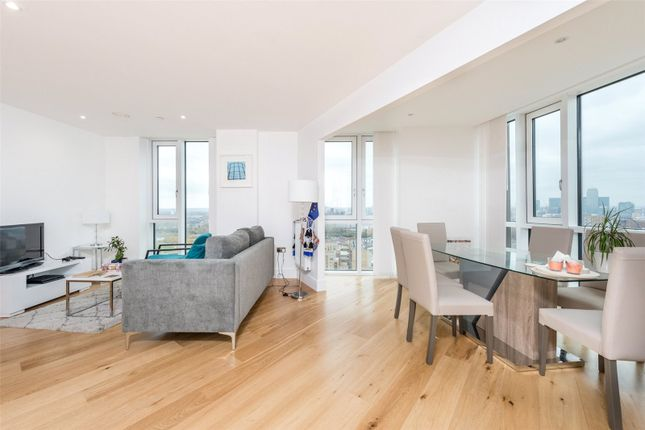 3 bed property for sale in Sky View Tower, 12 High Street, London