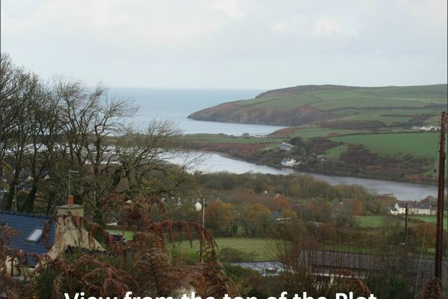Thumbnail Land for sale in Building Plot Adj To Penfeidr Uchaf, Newport, Pembrokeshire