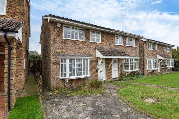 Thumbnail Property to rent in Burlington Close, Orpington