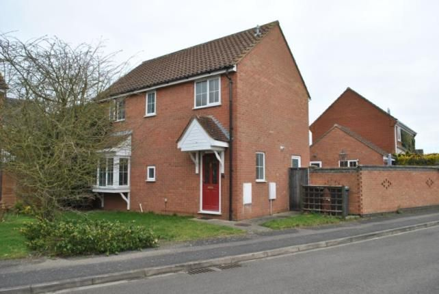 Thumbnail Detached house for sale in Hereford Grove, Biggleswade, Bedfordshire