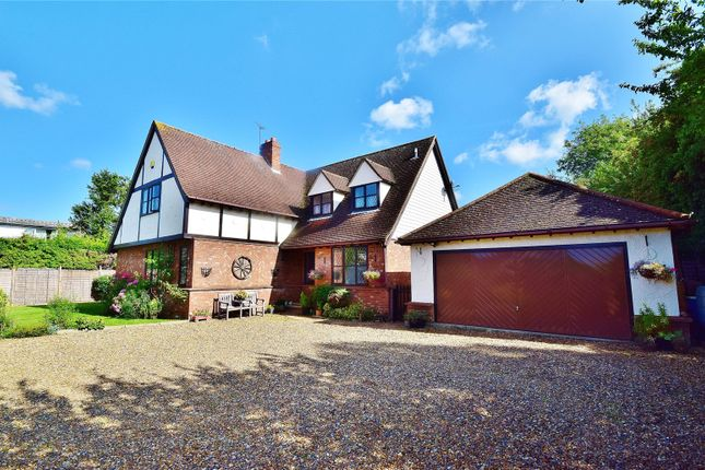 Thumbnail Detached house for sale in Lower Road, Little Hallingbury, Bishop's Stortford