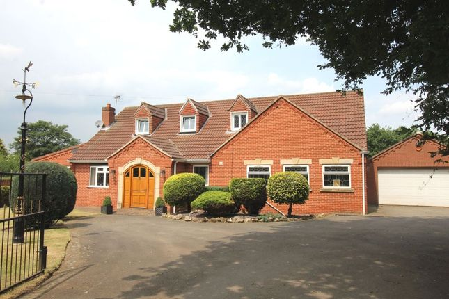 Thumbnail Detached house for sale in Eastfield Lane, Auckley, Doncaster