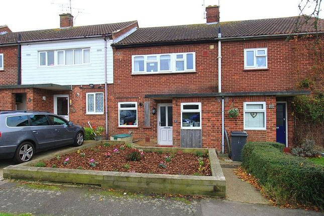 Thumbnail Terraced house for sale in Trent Road, Chelmsford, Essex