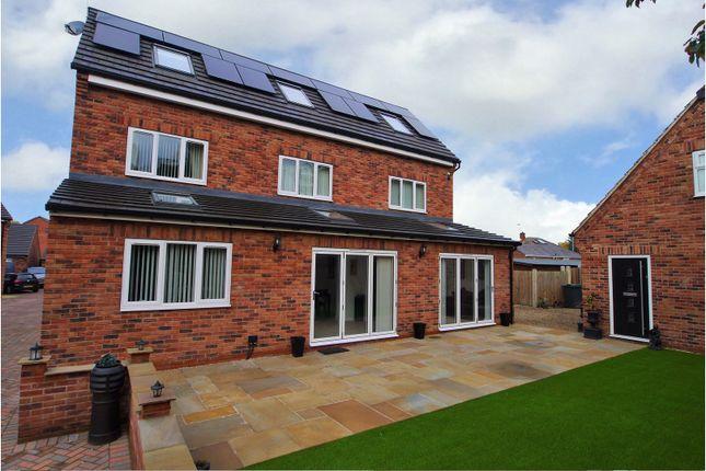 Thumbnail Detached house for sale in Sandy Hill Lane, Dinnington, Sheffield