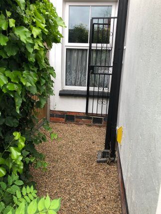 Outdoor Space of Birrell Road, Nottingham NG7