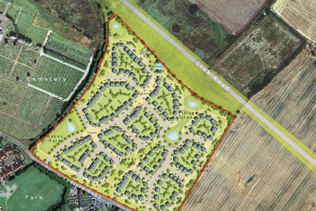 Thumbnail Land for sale in Thornton, Liverpool