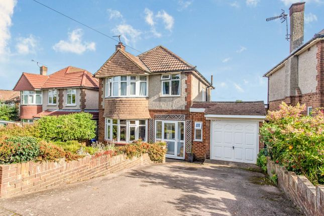 Thumbnail Detached house for sale in Redstone Hill, Redhill