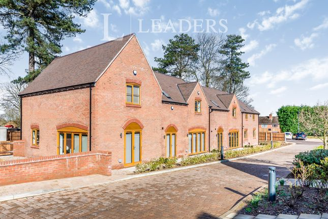 Wood Lane, Quorn, Loughborough LE12