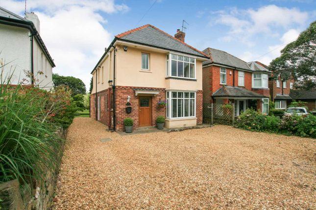 Thumbnail Detached house for sale in Lea Road, Dronfield, Derbyshire