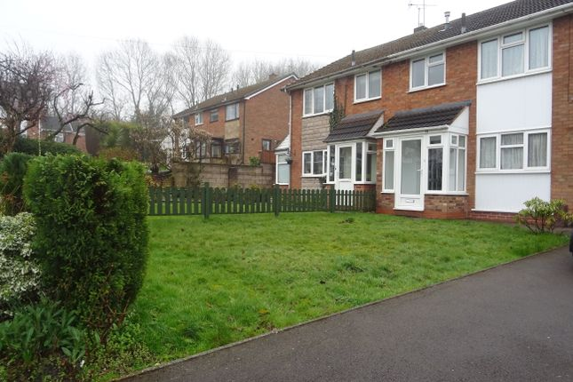 Thumbnail Property to rent in Hay Hill, Walsall