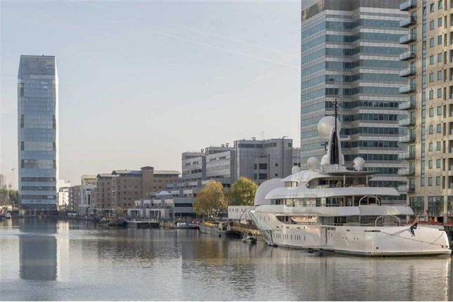 Thumbnail Flat for sale in Dollar Bay, Canary Wharf, London