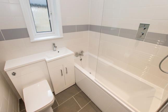 Bathroom of St. Andrews Terrace, Crabble Avenue, Dover, Kent CT17