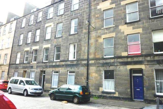 Thumbnail Flat to rent in Kirk Street, Edinburgh