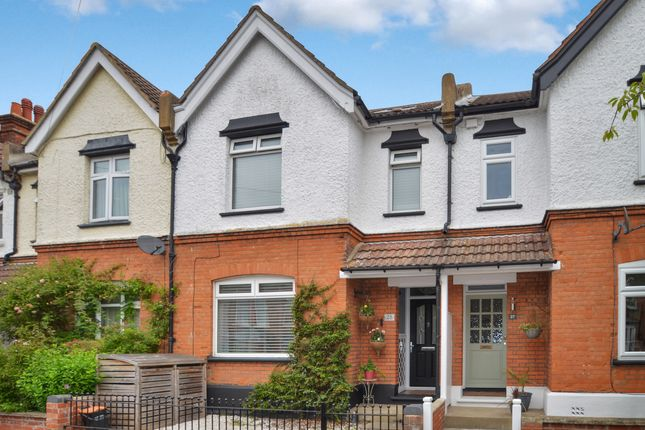 Thumbnail Terraced house for sale in Salisbury Road, Penenden Heath, Maidstone