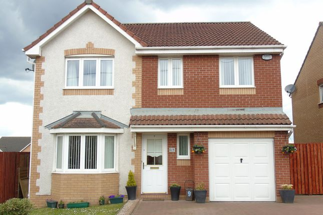 Thumbnail Detached house for sale in St Abbs Way, Chapelhall, Airdrie