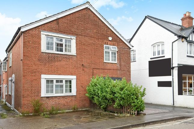 Thumbnail Semi-detached house for sale in Ascot, Berkshire