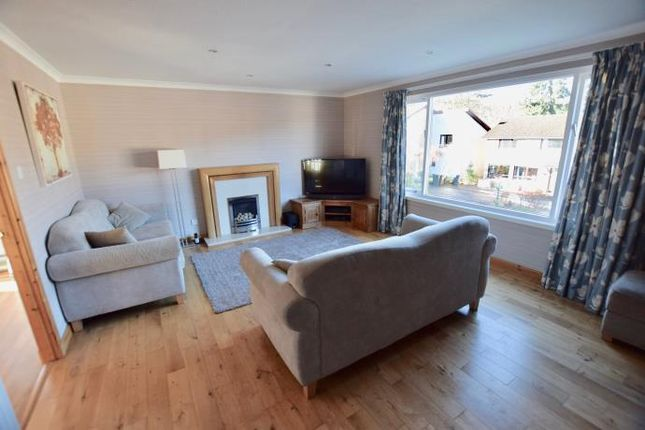 Thumbnail Detached house to rent in Burnside Park, Balerno