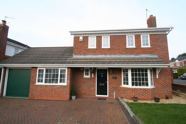 Thumbnail Detached house for sale in Bowling Green Road, Stourbridge