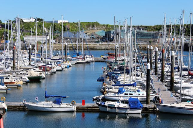 Thumbnail End terrace house for sale in Clovelly View, Turnchapel, Plymstock, Plymouth