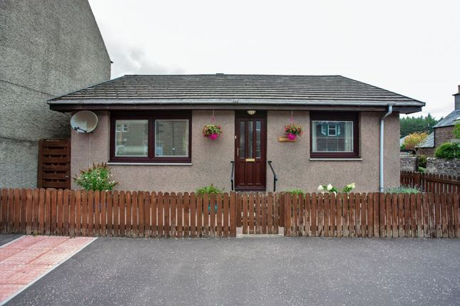 Thumbnail Detached bungalow for sale in Sandyknowe Moray Street, Blackford