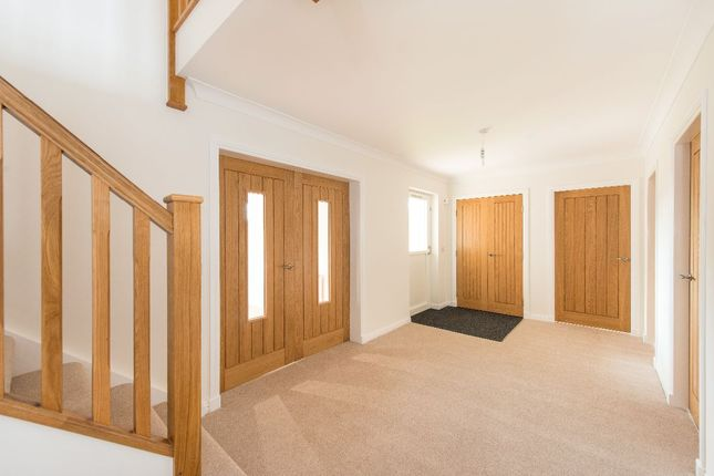 Thumbnail Detached house for sale in Plot 8, Marlefield Grove, Tibbermore
