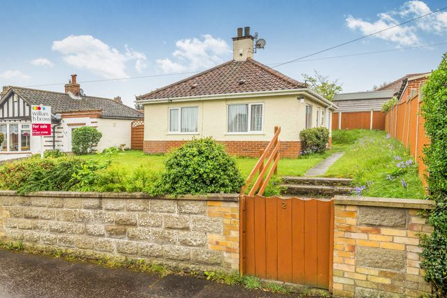 Thumbnail Detached bungalow for sale in Station Road, Cromer