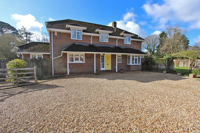 Thumbnail Country house for sale in Armstrong Road, Brockenhurst, Unknown