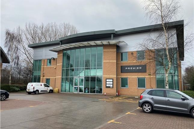 Thumbnail Office to let in First Floor Office Suite, Premier House, Carolina Court, Lakeside, Doncaster