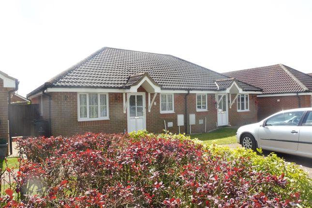 Thumbnail Semi-detached bungalow for sale in The Oaks, Mattishall, Dereham