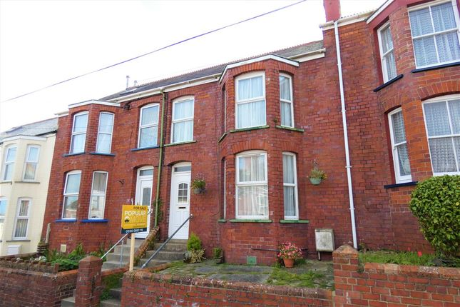 Thumbnail Terraced house for sale in Heol Dyfed, Fishguard