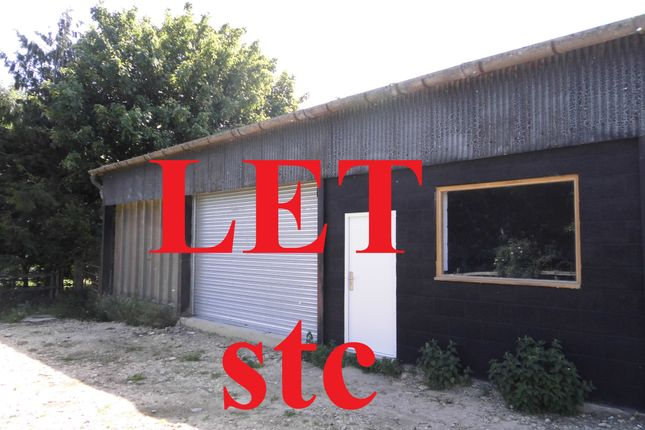Thumbnail Industrial to let in Coln Rogers, Nr Cirencester
