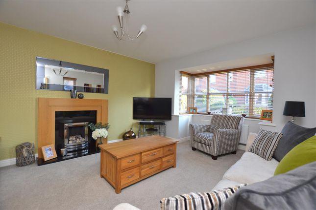 Lounge of Haslam Place, Nr Holbrook, Belper, Derbyshire DE56