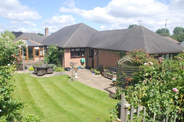 Thumbnail Bungalow for sale in Main Street, Nailstone