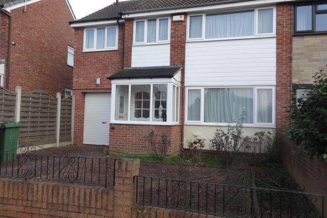 Thumbnail Semi-detached house to rent in Jensen Av, Dewsbury