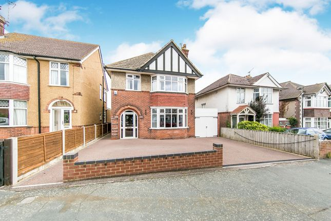 Thumbnail Detached house for sale in Highfield Avenue, Dovercourt, Harwich