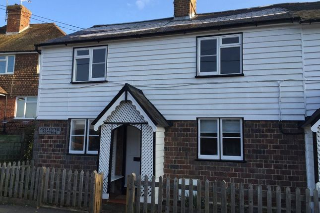 Thumbnail Semi-detached house to rent in The Street, Sedlescombe, East Sussex