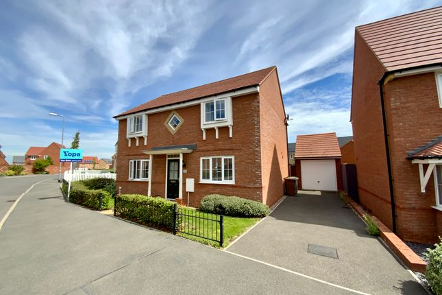 Thumbnail Detached house for sale in Livingstone Road, Corby